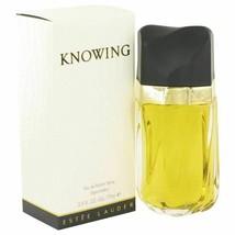 Estee Lauder Perfume KNOWING 2.5 oz Eau De Parfum Spray for Women - $61.09