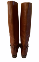 Ralph Lauren Collection Purple Label Equestrian Leather Tall Riding Boots 9.5 image 5