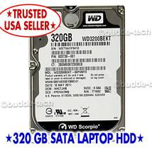320GB Laptop Hard Drive for Mac Apple Macbook Pro 2008 2009 2010 2011 20... - $27.44