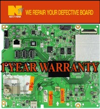 Mail-in Repair Service For LG 65UF6450 MAINBOARD - $99.95
