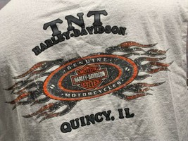 Schraube It Let's Reite Harley Davidson Tnt Quincy Il T-Shirt Größe XL - $14.02