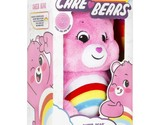 "NEW 2020 Care Bears - 14"" Plush - Cheer Bear - Soft Huggable Material! - Pink"