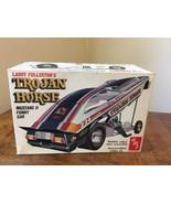 NEW AMT Trojan Horse Larry Fullerton's Mustang 2 Funny Car  Kit # T356 O... - $89.95