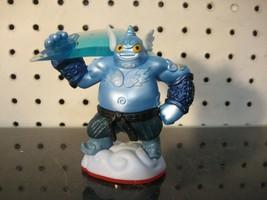 Gusto Skylanders Trap Team Activision Blue Fat Boomerang Man Figure W2144 - $9.75