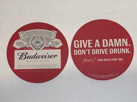 Lot of (20) Budweiser KING OF BEERS Coasters - $15.00