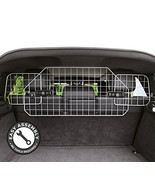 Dog Barrier for SUV's, Cars & Vehicles, Heavy-Duty - Adjustable Pet Barr... - $45.22