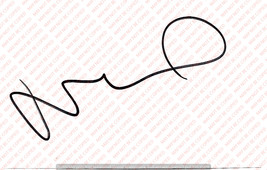 OASIS NOEL GALLAGER VINTAGE GENUINE AUTOGRAPH ON WHITE PAPER - $12.00