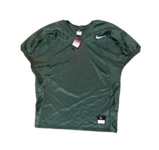 Nike Green Velocity 2.0 Practice Football Jersey Short Sleeve Size L - $20.79