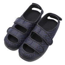 Women's Extra Wide Width Adjustable Slippers, Diabetic & Edema Slippers ... - $48.11