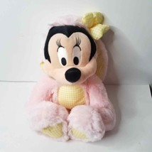 Disney Minnie Mouse Plush Doll Easter Bunny Rabbit Toy - $25.00