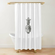 USAF MP Police Badge Shower Curtain - $98.99