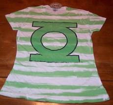 Vintage Women's Teen Dc Comics Green Lantern T-shirt Large New w/ Tag - $19.80