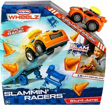 Little Tikes Slammin' Racers Stunt Jump - New / Sealed - $27.70