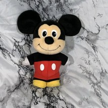 Talking Mickey Plush 2009 Fisher Price Mattel Disney Stuffed Toy  - $14.36