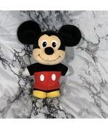 Talking Mickey Plush 2009 Fisher Price Mattel Disney Stuffed Toy  - $14.36