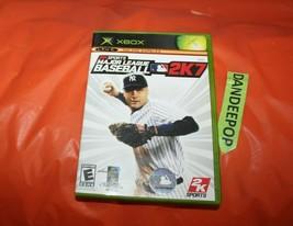 Major League Baseball 2K7 (Microsoft Xbox, 2007) - $8.90