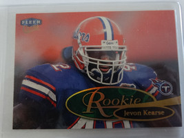 1999 Fleer Ultra #273A Jevon Kearse Tennessee Titans RC Rookie Football Card - $2.00