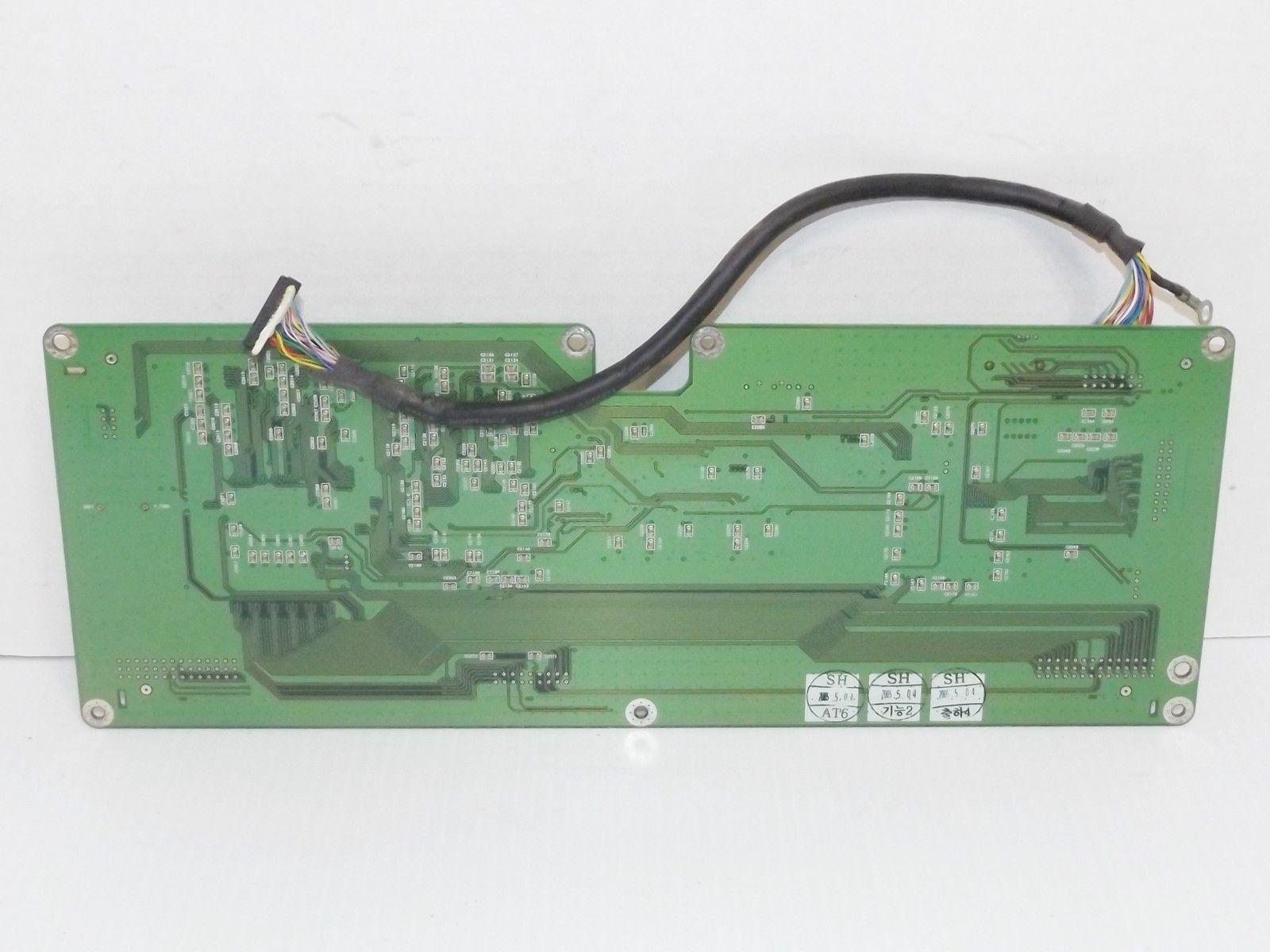 Samsung Logic Main Board LJ41-02476A (S/N 0L5654029826) {P1459}