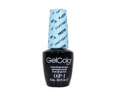 OPI GelColor Can't Find My Czechbook Pastel GC 101 Soak Off Led/UV Gel P... - $13.90