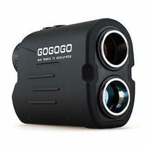 Laser Golf/Hunting Rangefinder, 6X Magnification Clear View 650/900 Yard... - $152.61+