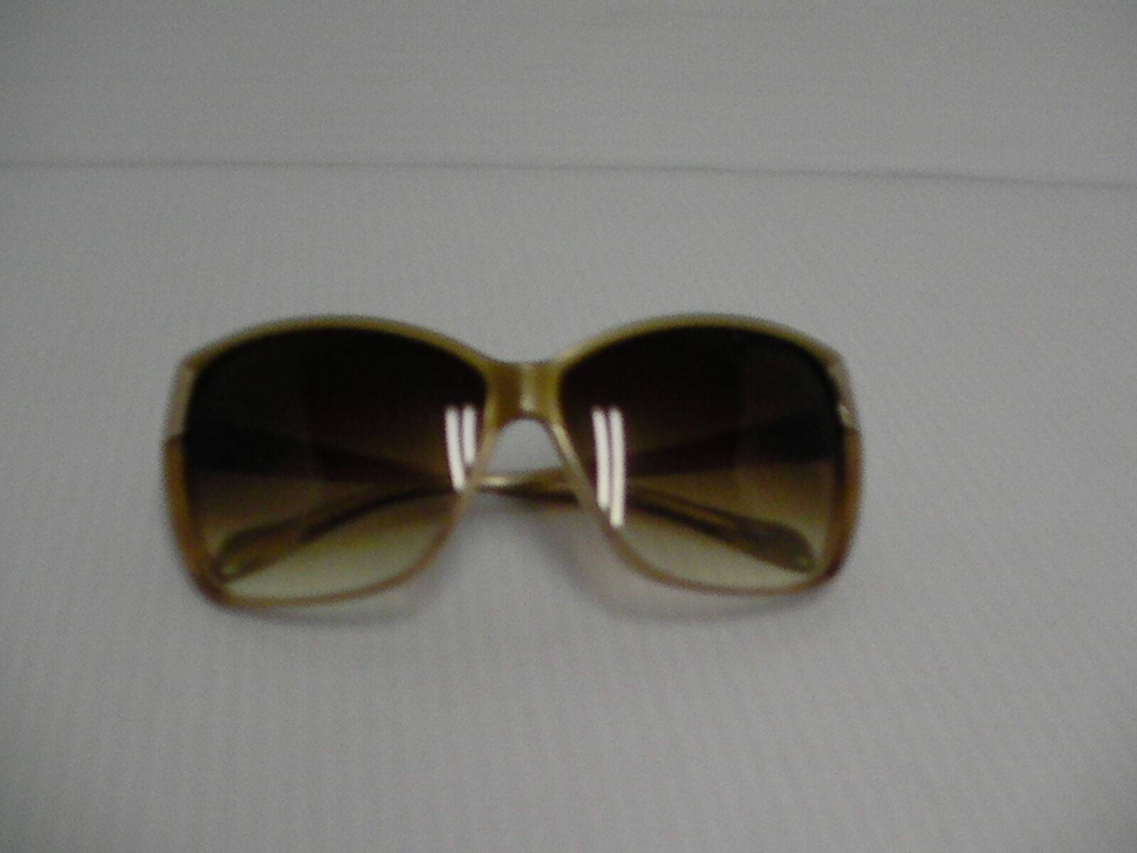 Womens OLIVER PEOPLES NEW SUNGLASSES SKYLA HAMMERED GOLD AMBER LENSE image 6