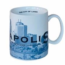 Starbucks Mug Cup Limited edition Skyline Series Minneapolis Minnesota MN 2002  - $38.65