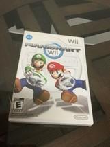Mario Kart Wii (Nintendo Wii, 2008) COMPLETE CiB - $19.79