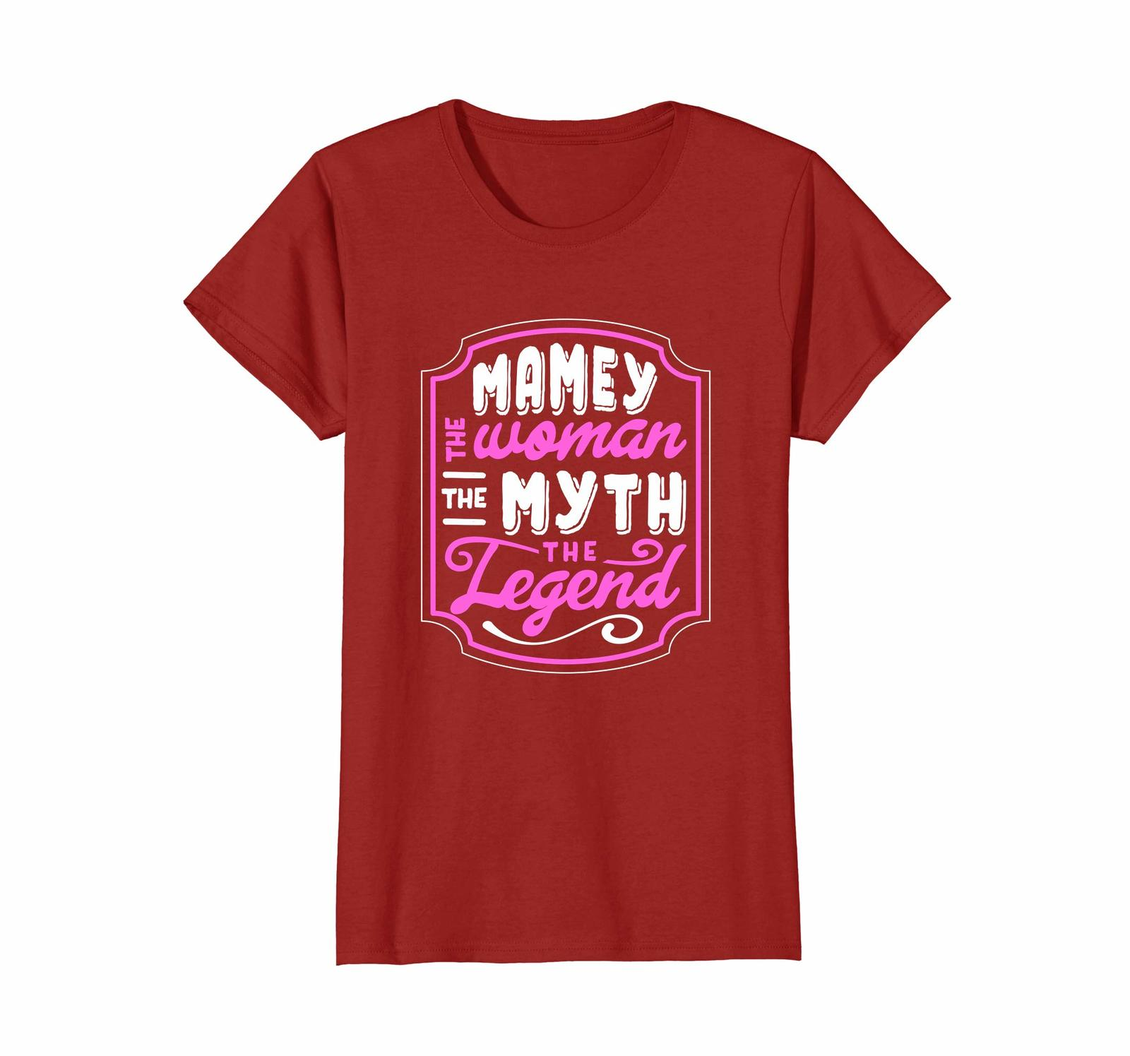 Primary image for Funny Shirts - My Favorite People Call Me Mamey Grandma Mother's T-shirt Wowen