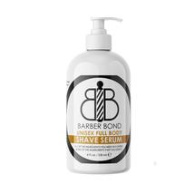 Barber Bond Unisex Full Body Shave Serum, 8 oz