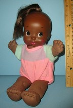 Vintage Mattel Magic Nursery Baby Fuss Giggle Triplets Replacement AA Gi... - $20.00