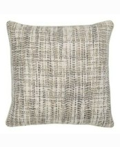 """Pottery Barn Textured Solid Pillow Cover Desert Ivory 22"""" (2-PACK) - $59.39"""