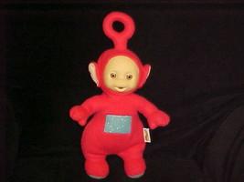 "16"" Talking Po Teletubbie Plush Toy By Hasbro 1998 Works & Nice Condition - $24.74"