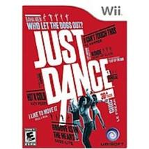 Ubisoft 008888175803 Just Dance for Nintendo Wii - $25.31