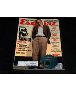 Esquire Magazine October 1994 Woody Allen, Sallie Tisdale: My Orgasm Myself - $12.20