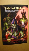 Dungeons Dragons - Twisted Minions *NM/MT 9.8* Old School Manual - $19.00