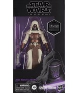 Star Wars Black Series Jedi Revan 6 in figure Exclusive 2020 not mint - $30.00