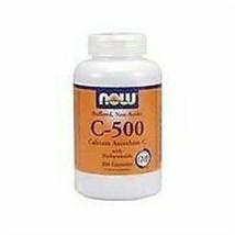 Now Foods C-500 Ascorbate, Capsules, 250-Count - $20.54