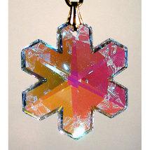 Swarovski Crystal Snowflake Prism image 2