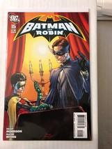 Batman and Robin #15 First Print - $12.00
