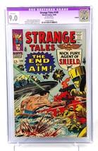 Strange Tales #149 CGC Grade 9.0 Marvel Comics 10/66 - $93.14
