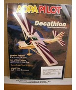 AOPA Pilot Magazine October 2002 Decathlon - $8.99