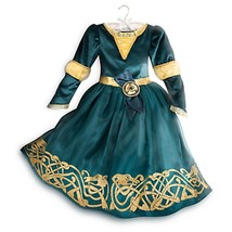 NEW Disney Store Brave Merida Costume Dress Sz 3T 4T  - $59.99