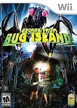 Escape From Bug Island (Nintendo Wii, 2007) - $25.73
