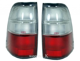 1 PAIR TAIL REAR LIGHT LAMP FOR ISUZU PICK UP / HOLDEN TF RODEO 1999-2002 - $71.32