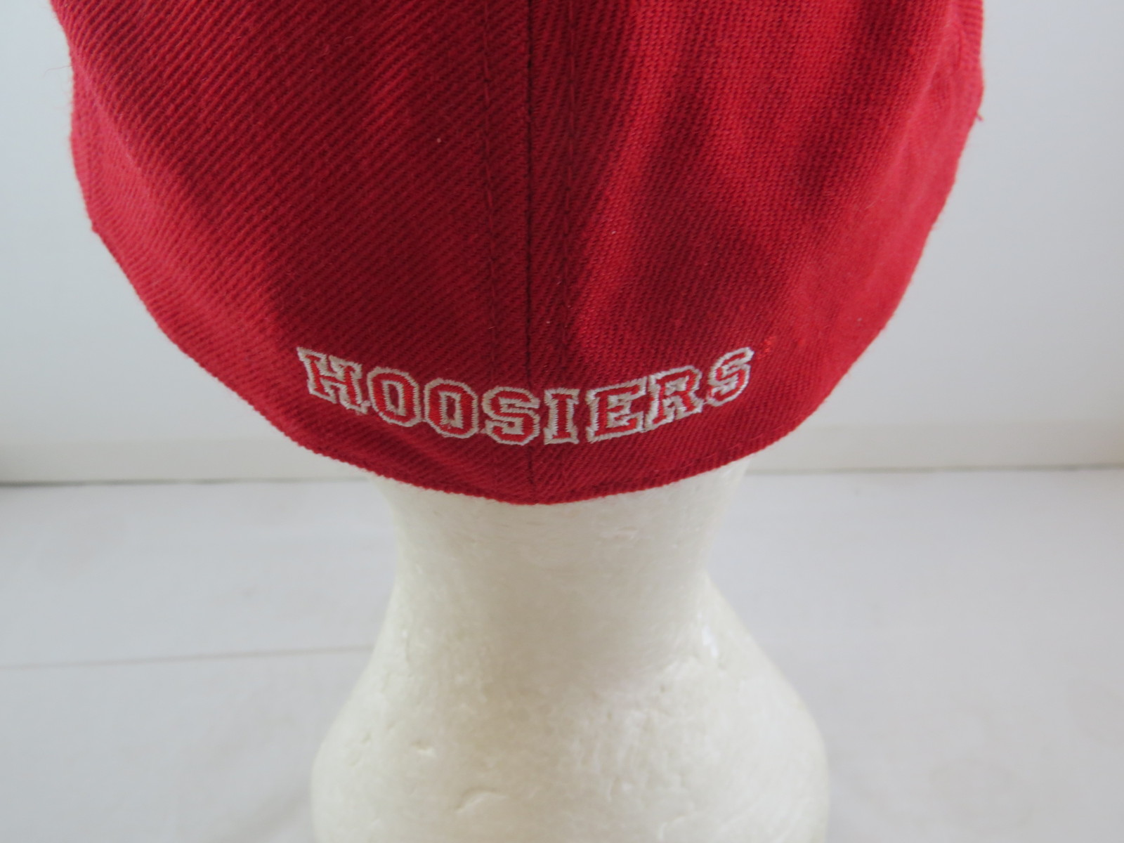 Retro Indiana Hoosiers Fitted Hat - IU logo by American Needle - Fitted 6 7/8