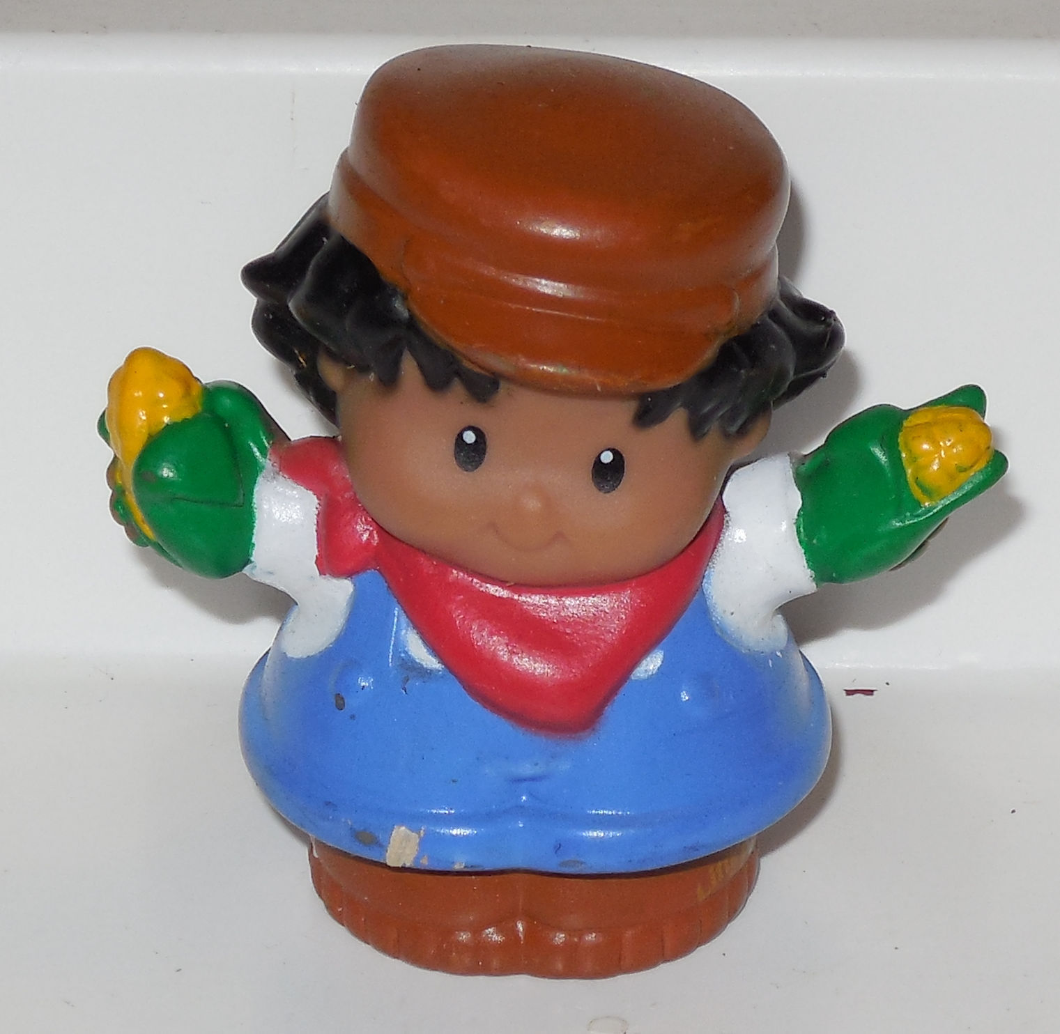 Fisher Price Current Little People Boy FPLP #5