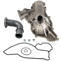 Engine Water Pump w/Gasket for Ford E & F Series 7.3L V8 96-03 125-5930 - $98.95