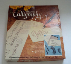 vintage Sheaffer calligaphy instruction booklet nibs and ink - $11.88