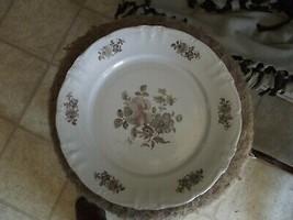 Winterling Empress platinum  round platter 1 available - $6.29
