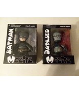 "BATMAN AND DARKSEID ""MEZ-ITZ 6in FIGURES - FREE SHIPPING - $23.38"